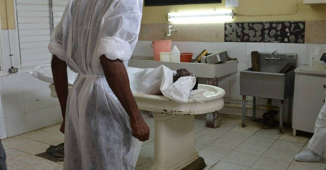 With murder common, Jamaica morgue plans stall