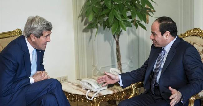 Kerry: Insurgency in Iraq threatens entire Mideast