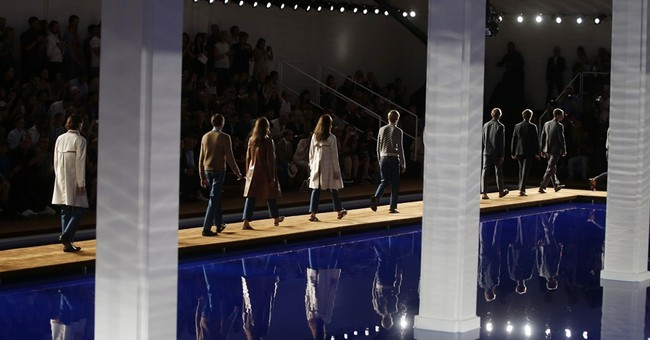 Milan fashion designers say: 'Go ahead and relax'