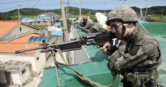 South Korea captures soldier accused of killing 5