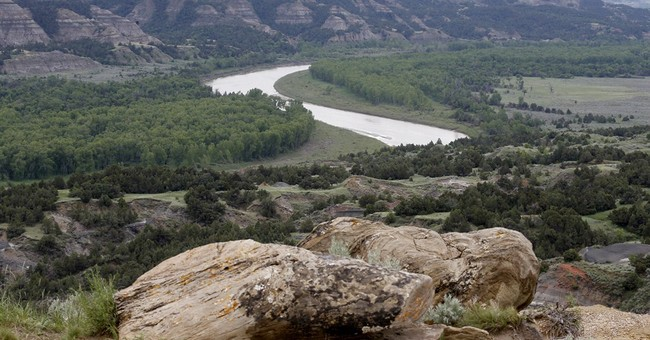 Oil drilling threatens solitude of national park