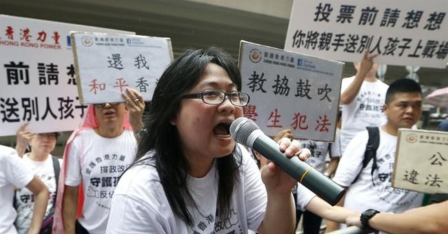 Hong Kong irks Beijing with democracy vote