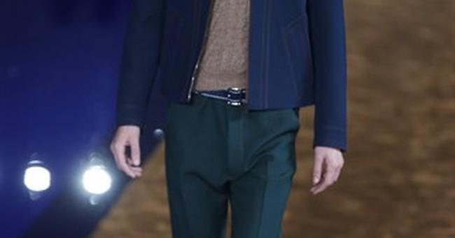 Prada classics recall 70s with top-stitched denim