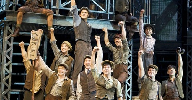 Extra, extra! _ Broadway's 'Newsies' to close