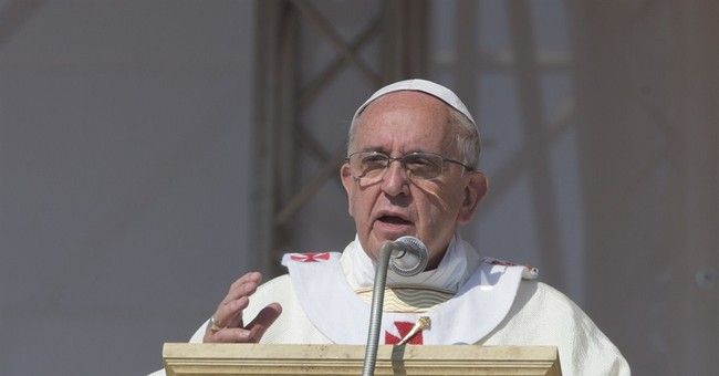 Pope seeks an end to all kinds of torture