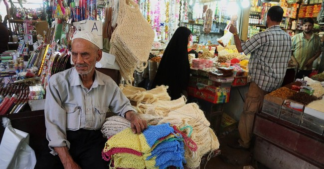 Iraq's capital lives in fear, expects the worst
