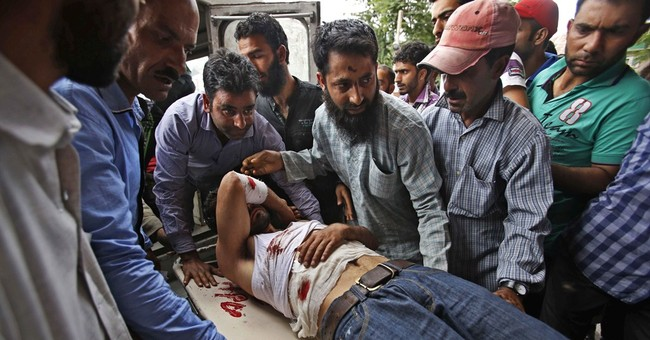 Indian forces fire on Kashmir protesters; 1 killed