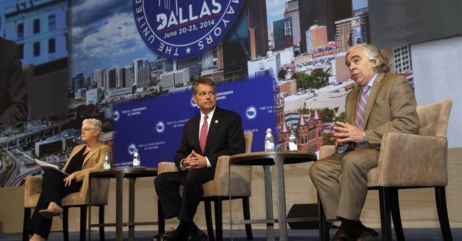 US mayors unanimously pass climate change ideas