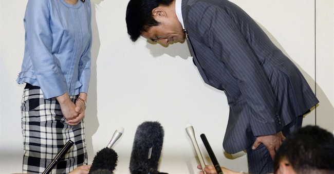 Tokyo assemblyman apologizes over sexist heckling