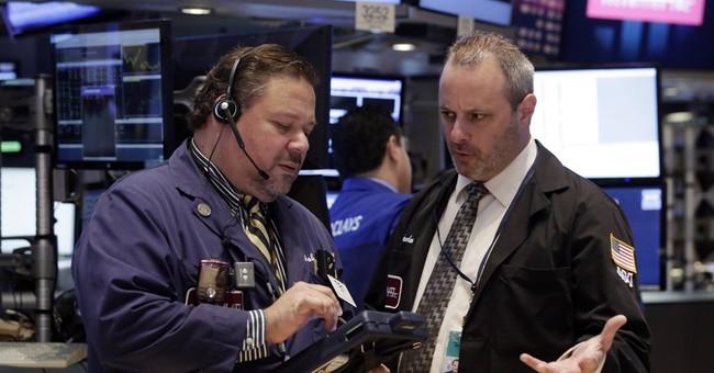 US stocks slip below records; FMC falls