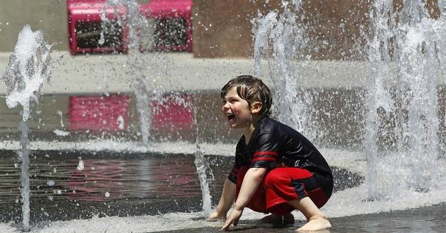 Heat & Repeat: Globe breaks May temperature record
