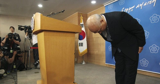 S. Korea's prime minister-nominee withdraws