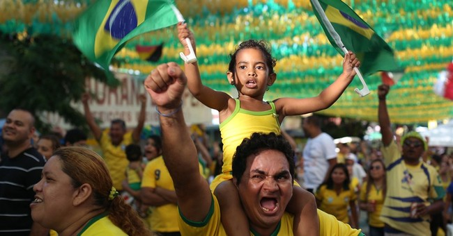 Holidays, lost business in Brazil WCup's lazy days