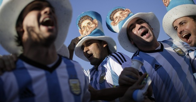 Porto Alegre braces for 80,000 Argentine fans