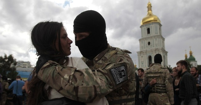 Rebels agree to abide by cease-fire in Ukraine