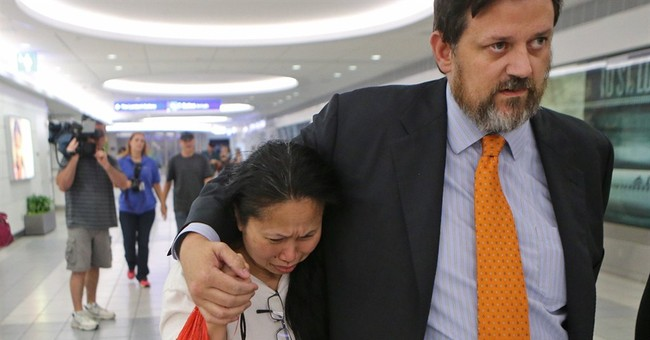 US changes mind about deporting Missouri woman