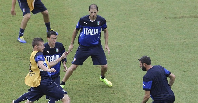 Winner takes all as Italy faces Uruguay