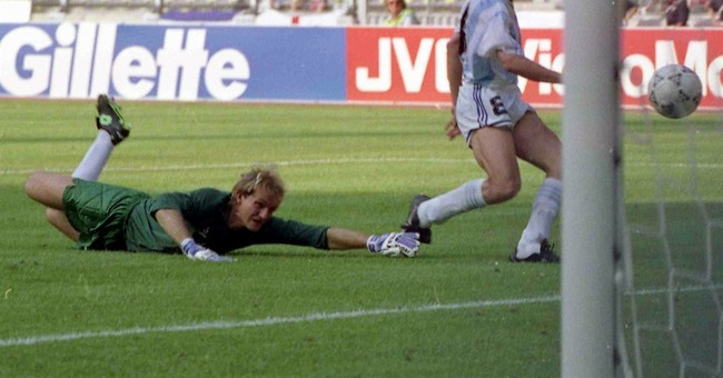 ON THIS DAY: Argentina beats Brazil in 1990