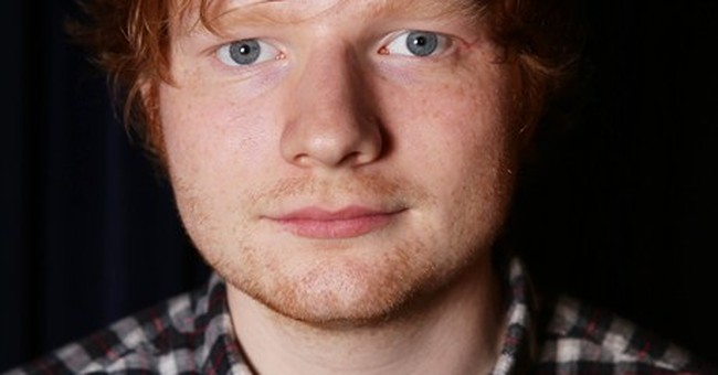 Ed Sheeran stretches into radio-friendly territory