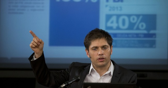 Argentina's debt fight: What it is, why it matters
