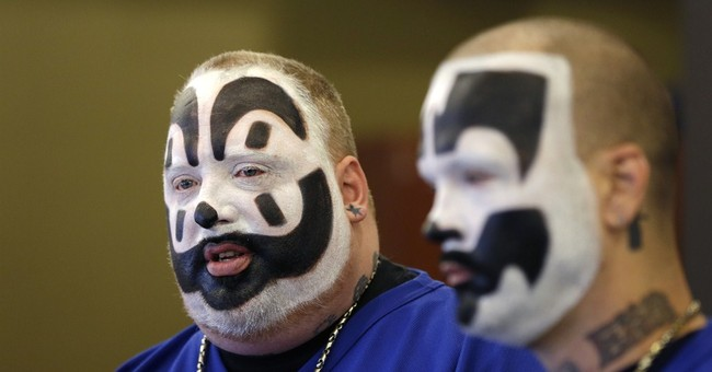 US wants Insane Clown Posse lawsuit dismissed