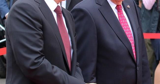 Putin in Vienna amid Ukraine peace hopes