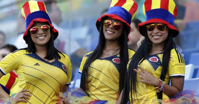 World Cup chill in Colombia: alcohol bans, curfews
