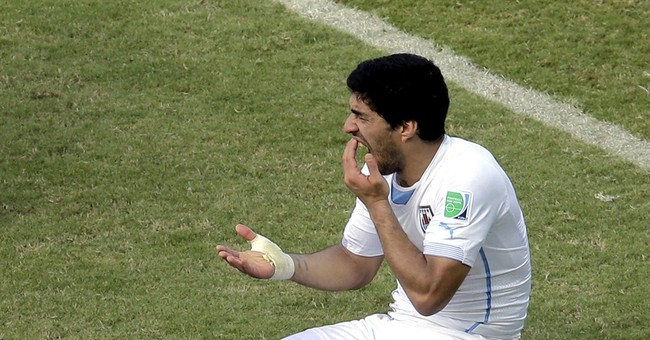 5 controversies in Luis Suarez's career