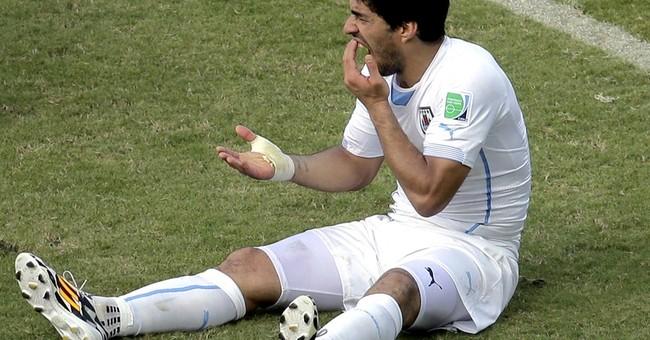 5 controversies in Luis Suarez's career