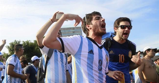 Porto Alegre braces for 80,000 Argentine fans