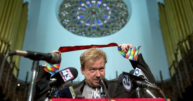Pastor defrocked over gay wedding is reinstated