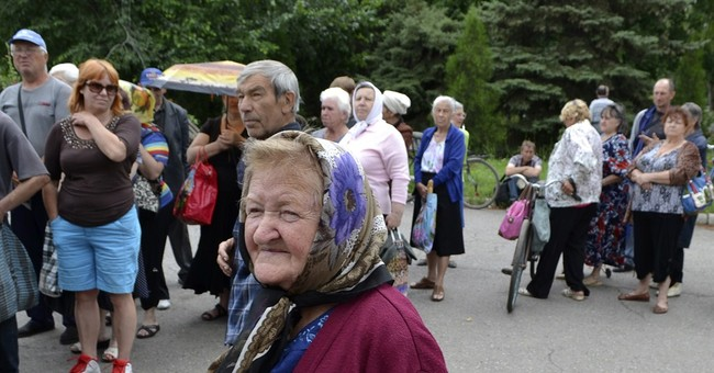 Cease-fire holds in east Ukraine