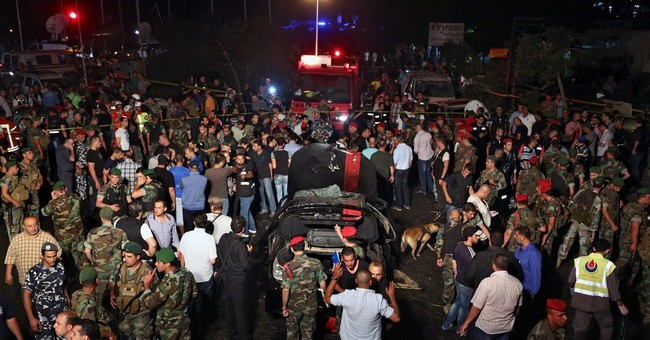 Lebanon: 1 dead, 20 hurt in overnight Beirut blast