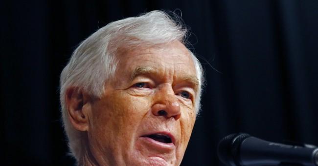 Mississippi voters deciding tough GOP Senate race