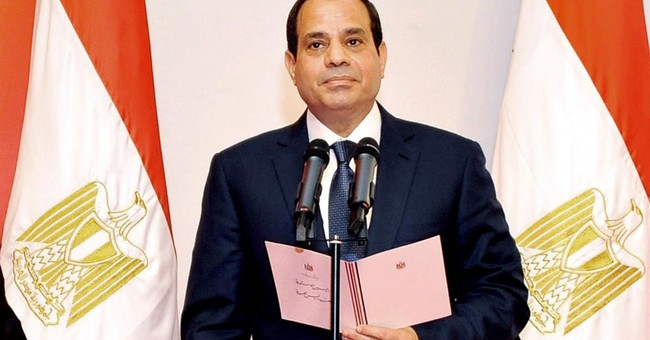 El-Sissi says he donates half his wealth to Egypt