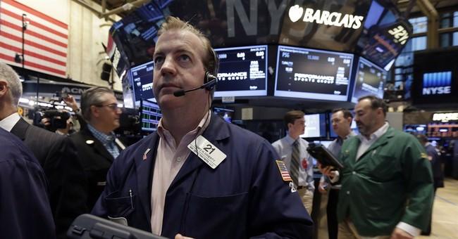 Who put sleeping pills into Wall Street's water?