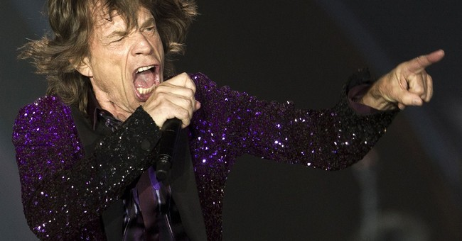 Gimme Shelter: Brazil mocks Mick as World Cup jinx