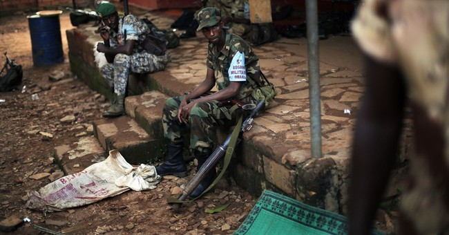 C African Republic at risk of genocide, says group