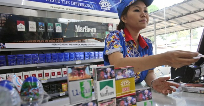 Cigarette makers ignore Indonesia label deadline