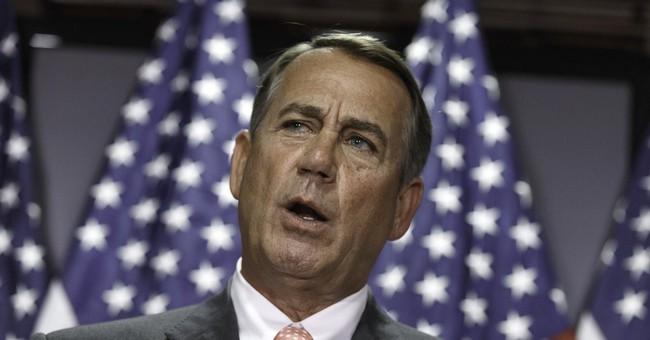 Boehner says House plans to sue Obama