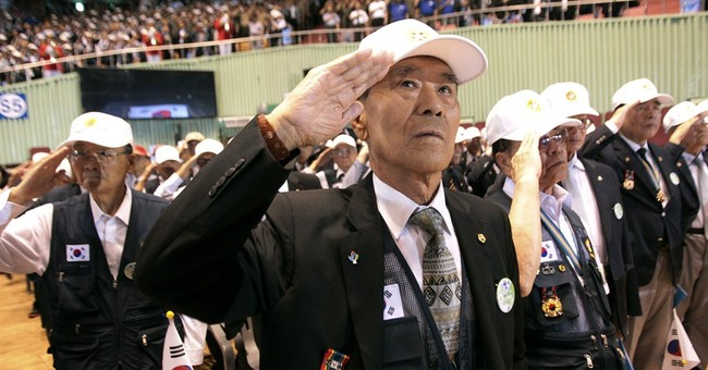 Rival nations mark 64th anniversary of Korean War