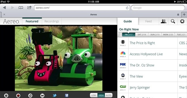 Justices rule for broadcasters in fight with Aereo