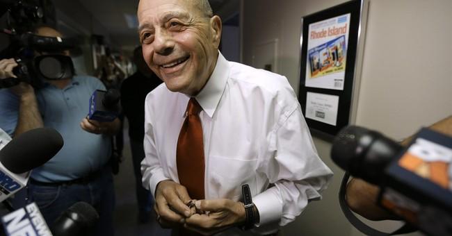 Buddy Cianci seeking comeback as Providence mayor