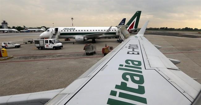 Etihad agrees in principle to buy Alitalia stake