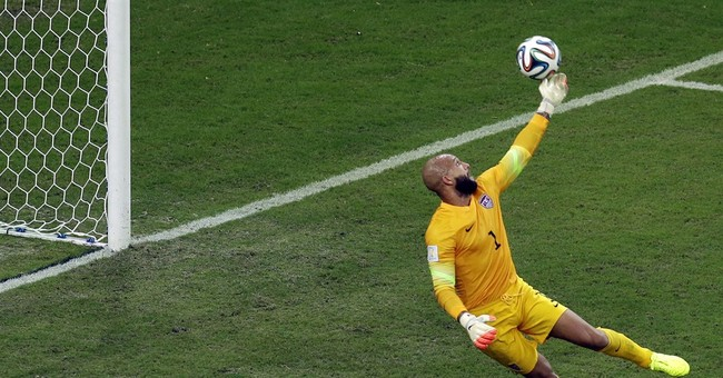 US counting on Tim Howard in goal against Germany