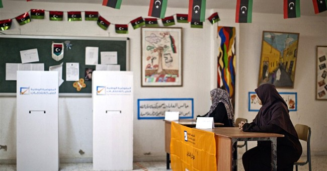 Amid turmoil, Libya holds parliament elections