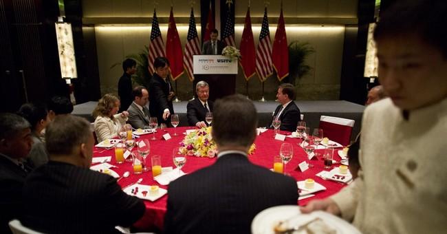 New US ambassador to China pushes trade ties
