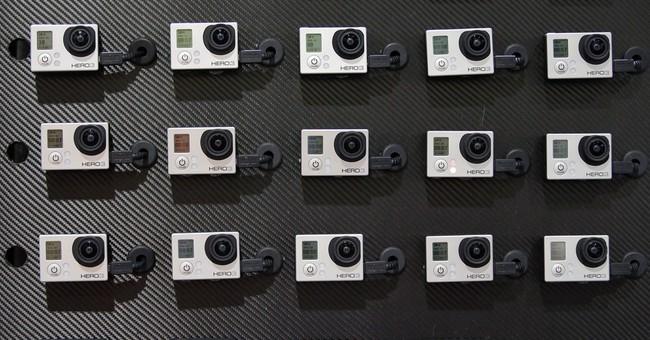 Ready, set, GoPro: Camera maker to hit Wall Street