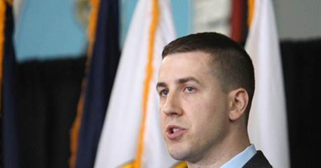 Medal of Honor recipient: This belongs to comrades