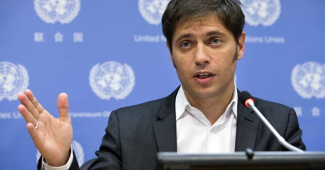 Argentina has processed June 30 debt payment